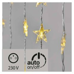 Emos - Csillag függöny - ZY2263