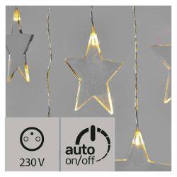 Emos - Csillag függöny - ZY2264
