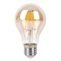 Rábalux - Füstös Filament classic A60 E27- 10W - 1657