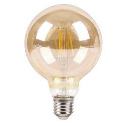 Rábalux - Füstös Filament G95 6w E27 - 1658