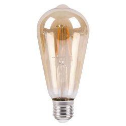 Rábalux - Füstös Filament ST58 6w E27 - 1659